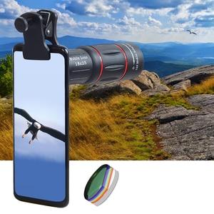Image 2 - APEXEL Telefon Lens 18X Telescoop Scene Zoom Camera Lenzen met Statief voor iPhone Xs max 7 8 Plus Xiaomi Samsung dropshipping