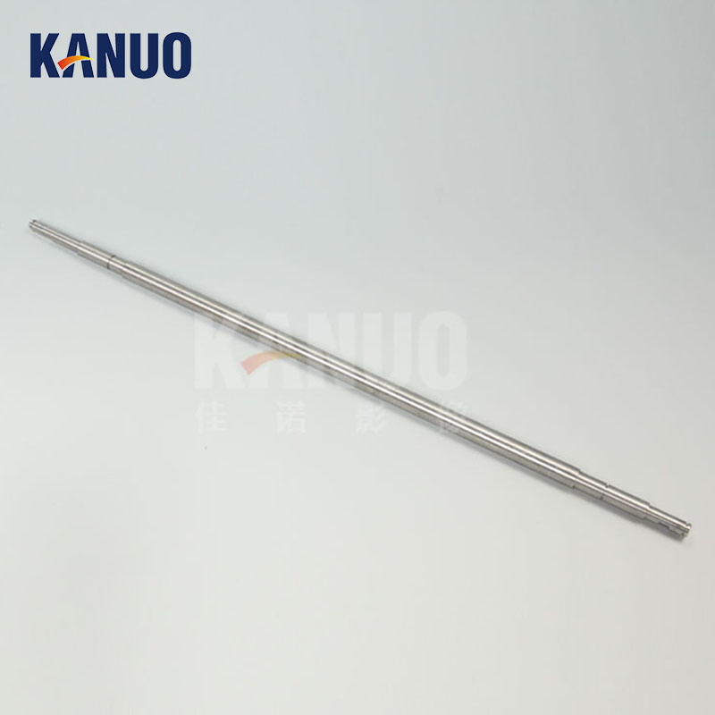 B019793 Stainless Steel Roller (W Pressure Driver Shaft) for Noritsu QSS 3201/3202/3203 Minilabs Spare Part Accessories