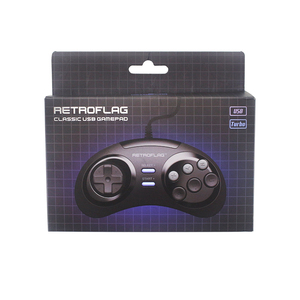 Image 5 - Retroflag Wired USB Game Controller Gamepad Joypad for Rasbperry Pi 4 B /MEGAPi/NESPi/SUPERPi Case for PC/Switch for Windows