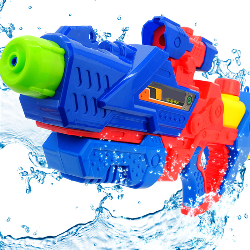 Water Gun Water Blaster Soaker Squirt Pistol Pump Gun Water Shooters 1000CC Capacity For Summer Party For Kids Kids Adults