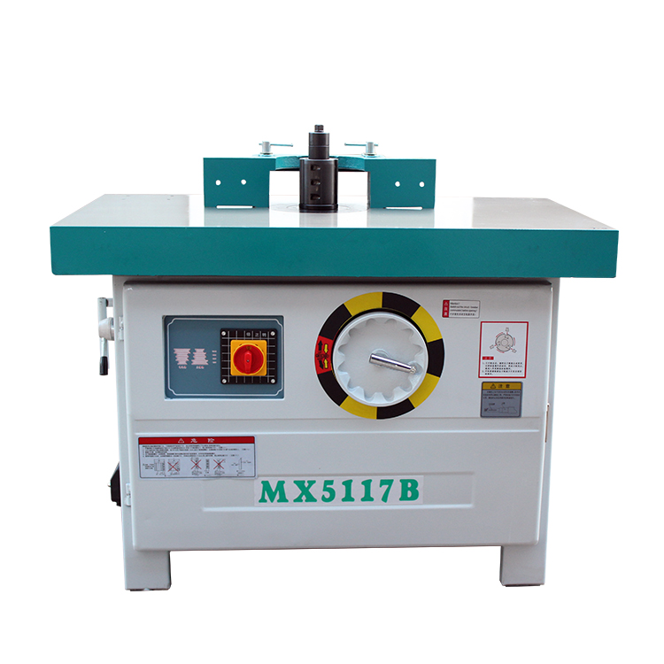 MX5117B Spindle Moulder, Spindle Shaper, Wood Milling Machine