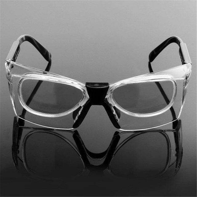 Одиночный или Двойной Слой Безопасно CO2 Лазерная Защитные Очки Лазерной Защиты Очки 10600NM OD + 6 Свет Композитного Полимерного Материала