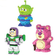 Toy Story 4 Alien Toysparticles Spelled Out Creative toys Building Blocks Toys 5008-5010 Toy Story Series Woody Buzz Lightyear цена 2017