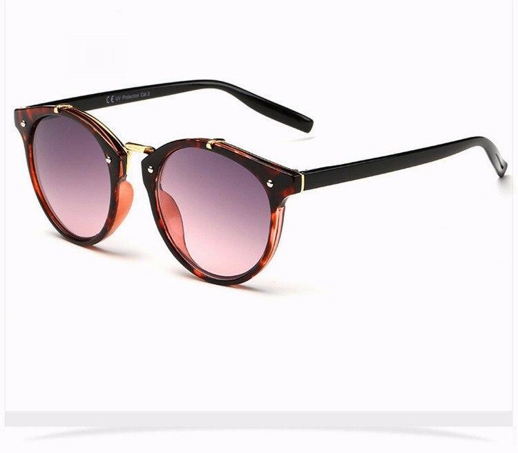 Fashion Vintage Round Sunglasses Women Men Brand Designer Retro Mirror Sunglass Ladies Female Male Sun Glasses For Women Glasses (25)