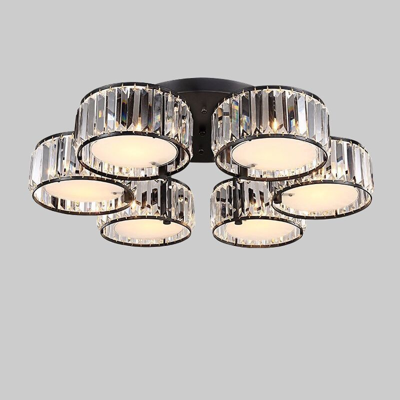 DX crystal ceiling lighting ceiling lamps for the living room chandeliers Ceiling for the hall modern ceiling lamp for bedroom