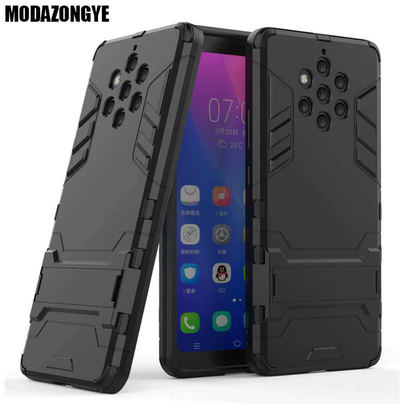 Nokia 9 PureView Case Nokia9 PureView Case Hybrid Silicone + TPU Back Cover Phone Case Nokia 9 PureView TA-1094 TA 1094 Case