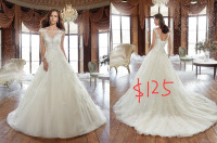 Vnaix W2002 a line wedding dress
