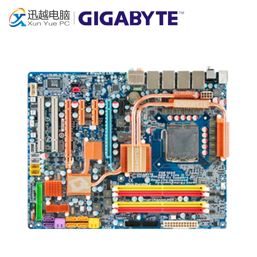 Results Of Top Gigabyte 775 Ddr2 Motherboard In Nadola P35 Ga Ep45 Dq6 Desktop P45 Lga Ddr3 16g Sata2 Usb20 Atx