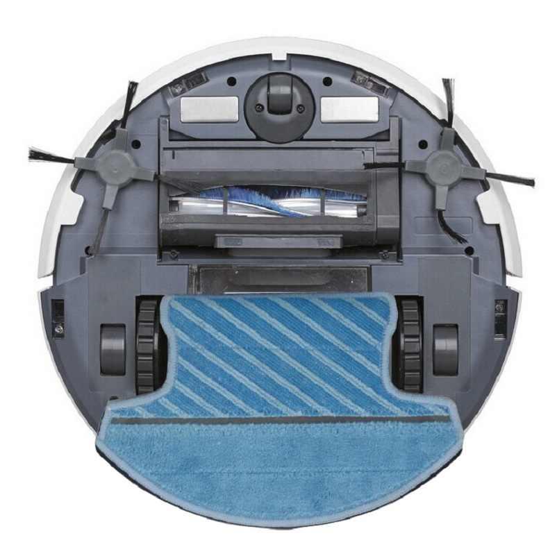 (Для робота-пылесоса QQ6) 2 шт. ткань для сухой и влажной уборки Швабра-пылесос робот