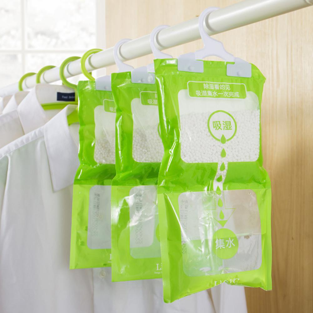 Hangable Wardrobe Moisture-proof Agent Dehumidification Bag Indoor Dehumidification Hanging Type Hygroscopic Bag Anti-mildew