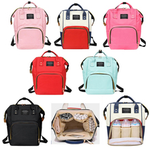 Fashion Mummy Maternity Nappy Bag Brand Large Capacity Baby Bag Travel Backpack Desinger Nursing Bag for Baby Care диодные лампы подсветки заднего номера chn для kia optima 2016