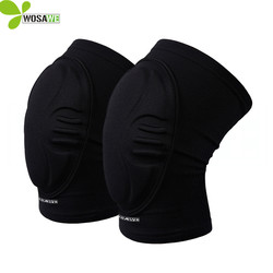WOSAWE Cycling Elbow Knee Pads Protector EVA Skateboard Snowboarding Sports Safety Brace Kneepad Guards Joint Support Protection