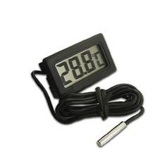 New Car Interior Temperature Meter Tools Digital LCD Display