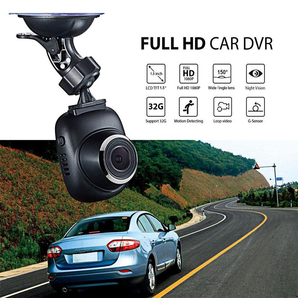 AZGIANT 1 5 inch TFT LCD Novatek 96223 Car Dvr Camera Recorder 1080P 150 Degree Wide