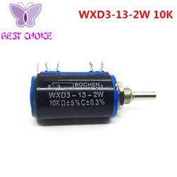 5 uds Electrónica Inteligente WXD3-13-2W 10K Rotary lado multivuelta rotativa potenciómetro bobinado