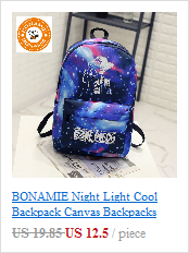 aeProduct.getSubject() · aeProduct.getSubject() · aeProduct.getSubject() ·  aeProduct.getSubject(). BONAMIE Night Light Cool Backpack Canvas Backpacks  School ... 2ac62385fb758