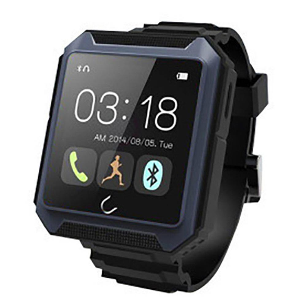 LinTimes Bluetooth Smart Watch Outdoor Multifunctional Touch Screen Water Resistant Smartwatch цена и фото