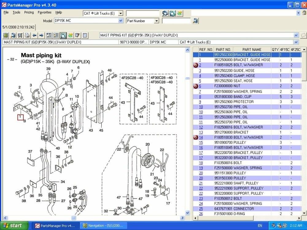 By Photo Congress || Daihatsu Online Epc Parts Catalogue
