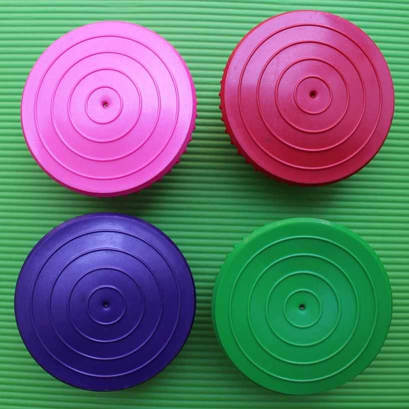Dla dzieci bilans szkolenia piłka pół kuliste mata do masażu sprzęt Fitness na świeżym powietrzu joga Sport grać Durian piłka dla dzieci zabawki TX17