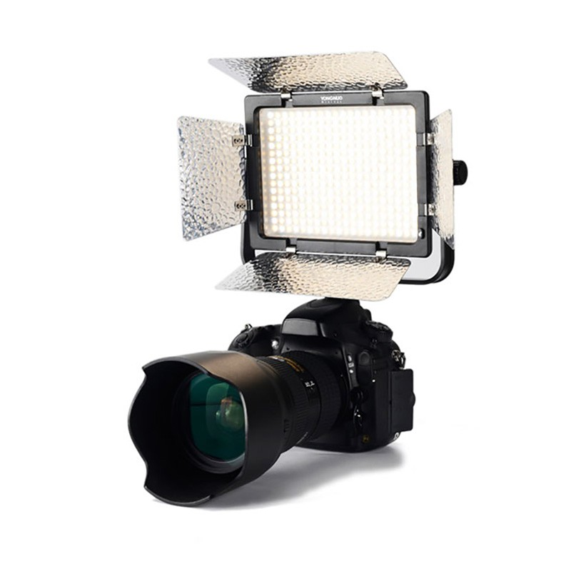 YONGNUO YN320 3200K-5500K Bi-color Temperature Photo Studio LED Panel Video Light LED Light for Canon Nikon DSLR Camera