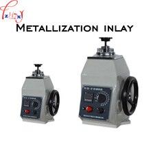 XQ-2B металлизации инкрустация диаметром 30 мм Металлографических образцов мозаики горячий пресс-машина 220 В 1 шт.