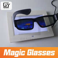Escape room prop Magic glasses use amazing glasses to find invisible clues secret chamber room magic prop for real life escape