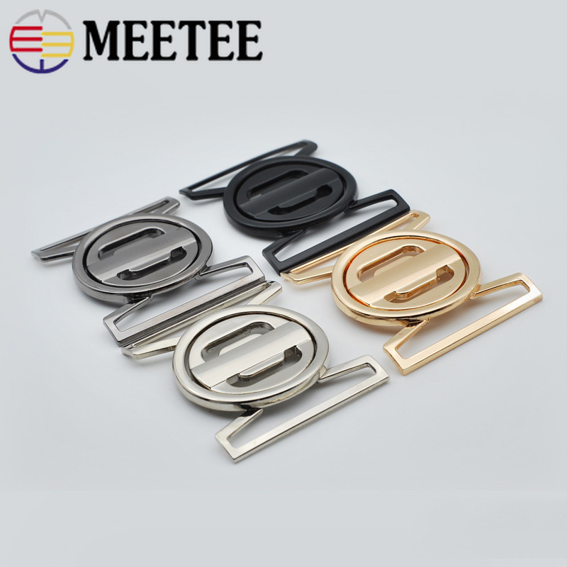 2Pcs <font><b>50mm</b></font> Metal <font><b>Buttons</b></font> Coat Down Jacket Decorative Buckles For Belt Combined <font><b>Button</b></font> Snap Clasp DIY Sewing Accessories CN108 image