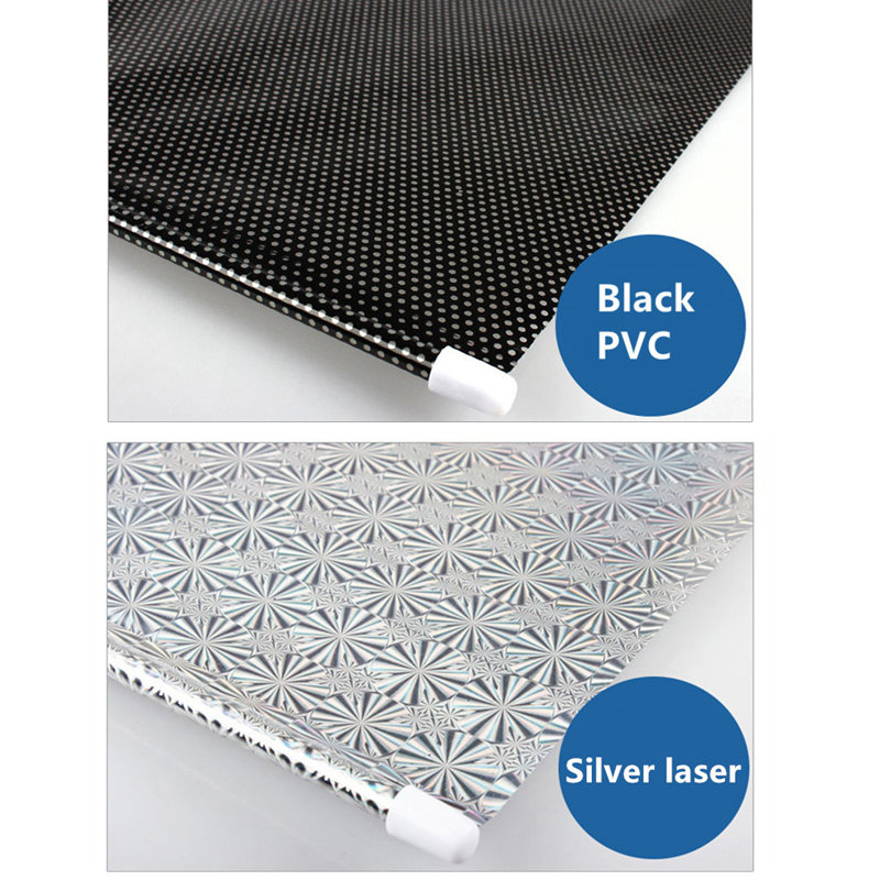 Image 2 - GSPSCN Retractable Car Front Rear Side Window Sunshades PVC Auto Windows Sun Shade Anti UV Protection Sun Visor For any Car-in Side Window Sunshades from Automobiles & Motorcycles