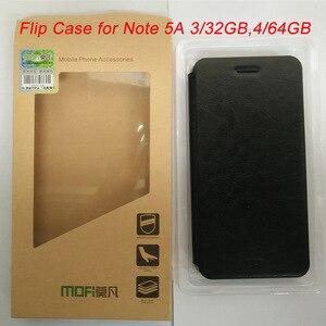 Image 3 - מקורי שיאו mi Case Flip עבור הערה 5A mi 5C שיאו mi 5S בתוספת mi 6 באיכות גבוהה