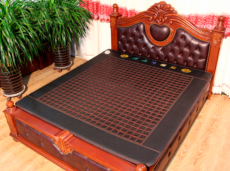 2016 health products germanium cushion electric heating cushion tourmaline health bed cushion 3 Size for You Choice 2016 heat electric heating jade stone massage pad cushion cover wholesale china supplier 3 size for you choice