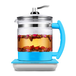 Electric kettle Health pot multi-function thickened glass full-automatic Chinese herbal medicine pot Safety Auto-Off Function
