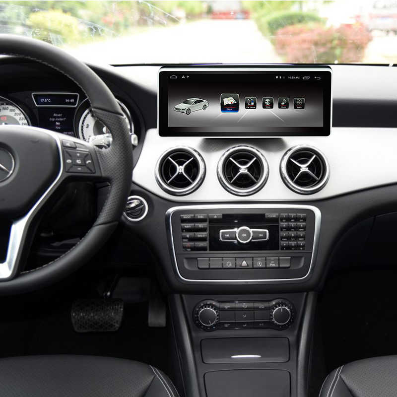 Android GPS navigation box for Mercedes benz GLA NTG 5 0