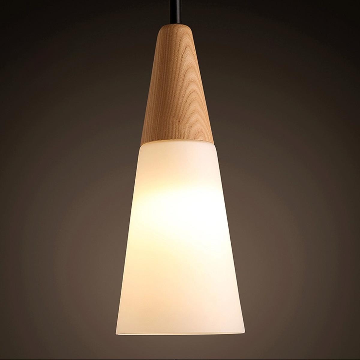 Japan pendelleuchte moderne pendelleuchten kreiskegel form anhänger lampen schlafzimmer esszimmer beleuchtung dekor