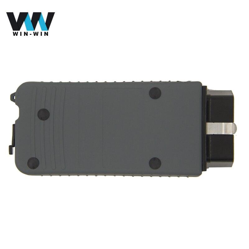 Prix pour Nouvelle Arrivée VAS 5054A Bluetooth avec/Sans OKI ODIS 4.0.0 Soutien Protocole UDS Outil De Diagnostic pour AUDI pour VW Avec Plein puce