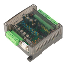 FX1N-14MT 24VDC Motor controller PLC Industrial Control Board Programmable Controller For Stepper Motor wecon lx 20 i o cost effective plc plc controller for industrial control