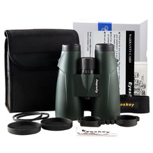 Hd 8/10×56 Powerful Zoom Eyeskey Bak4 Prism Optics Professional  Waterproof Binoculars Camping Hunting Telescope