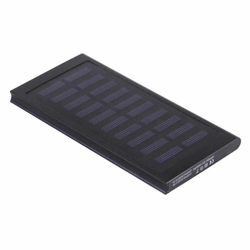 Portable batterie externe Nidification Portable résistant à L'usure Portable Boîtier D'alimentation avec 2 Ports USB nouveauté