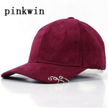 2017 explosion winter baseball cap plate hoop ladies candy colored suede hat male hip hop star with a peaked cap бейсболк мужские