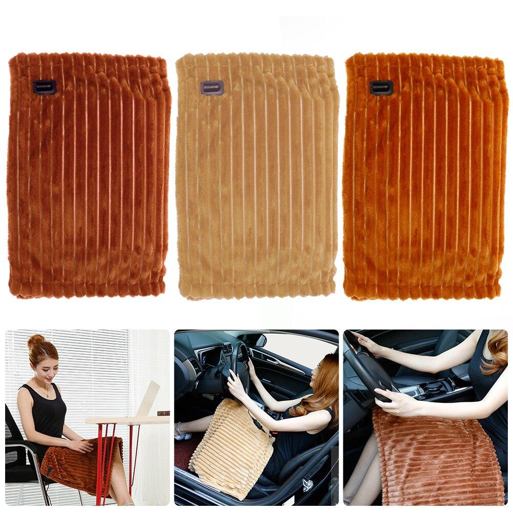 все цены на 12V Winter Car Electric Heat Seat Cover Pad Mat Heater Blanket Security Warm For Universal онлайн