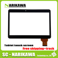 New 10.1'' inch YJ156FPC-V0 touch screen Panel Digitizer Sensor YJ156FPC V0 Replacement Parts screen