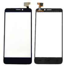 "Touch Screen For Alcatel One Touch Idol S OT-6034R 6034Y 6034M OT6035R 4.5""Front Touch Panel Glass Lens Replacement"