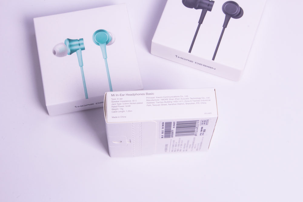Mi In-Ear Headphones Basic