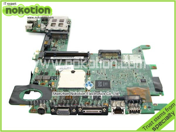 все цены на NOKOTION Motherboard for HP TX2000 Laptop Motherboard 463649-001 Full Tested Update graphics NF-G6150-N-A2 онлайн
