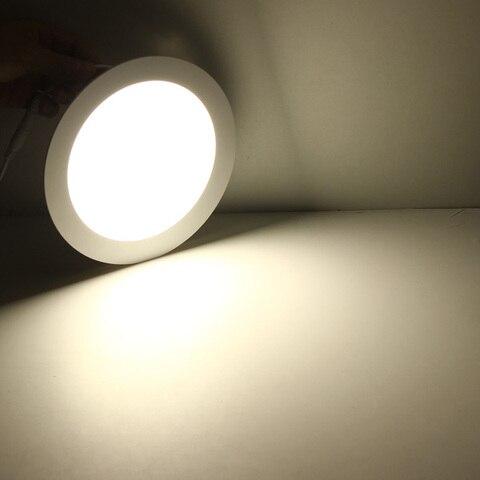 do painel 25 w conduziu luz