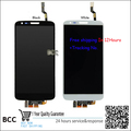 Best quality Original New Black/white Touch Screen digitizer +LCD display  For LG G2 d802 d805  Test ok,+tracking in stock!