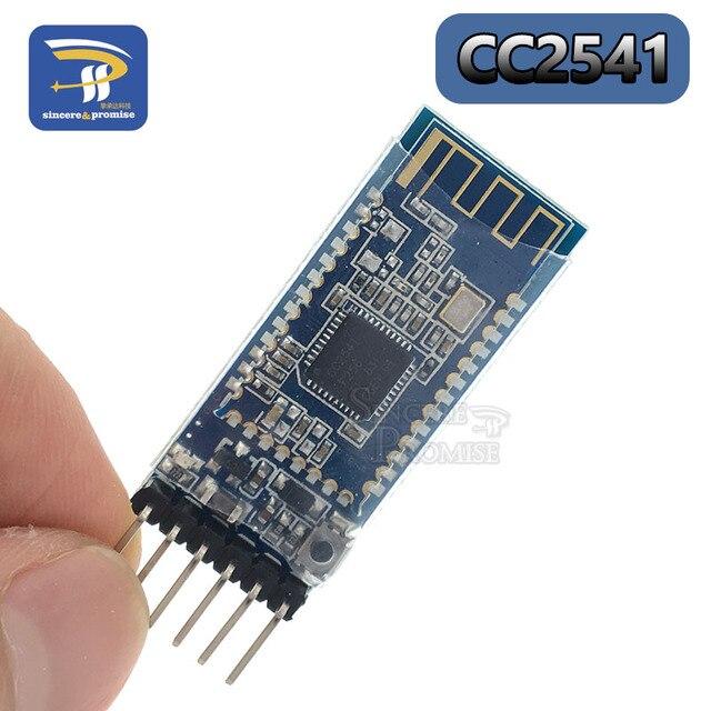 ¡En-09! ¡! Módulo Bluetooth Android IOS BLE 4,0 para Arduino CC2540 CC2541 módulo inalámbrico en serie Compatible con HM-10