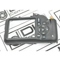 Nova 1200D Rebel T5 X70 Voltar Tampa Traseira Shell Case Capa Com O Botão Chave FPC Flex com LCD Para Canon 1200D