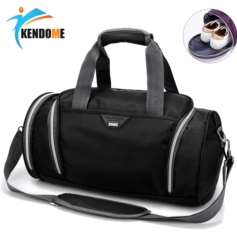Hot New Top Quality Shoulder Fitness Gym Bags Women Men Travel Sports Bag Waterproof Yoga Multifunctional Sport Handbag|handbag handbags|handbags waterproof|handbag sport - title=