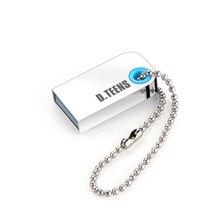 Dteens USB 3.0  USB flash drive 32GB metal flash drive mini pendrive 16GB high speed pen drive for car music flash drive