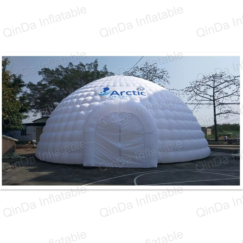used outdoor event tents,inflatable air tent dome for sale,party tent inflatable marquee romatic inflatable light ivory for event and party decoration
